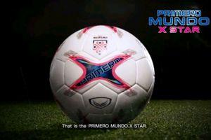 Công bố trái bóng chính thức của AFF Suzuki Cup 2018