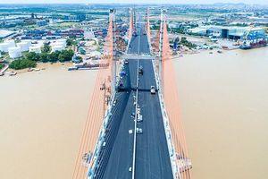 Sở GTVT Quảng Ninh nói gì về cầu Cầu Bạch Đằng 7.000 tỷ lún võng?