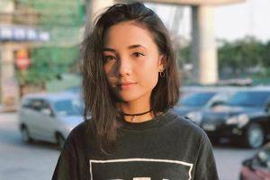 Chết mê với gương mặt lai 1/4 dòng máu của bạn gái vlogger Huyme