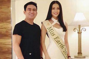 Bác sĩ Chiêm Quốc Thái dành lời ngọt ngào cho Hoa hậu Phương Khánh