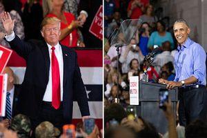 Kinh ngạc những con số 'khủng' trong cuộc bầu cử giữa kỳ ở Mỹ