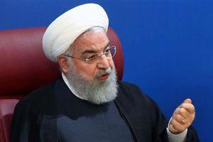 Tổng thống Rouhani: Iran sẽ phá vỡ lệnh trừng phạt của Mỹ