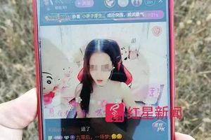 Trung Quốc: Cha mẹ 'sạt nghiệp' vì con trai say đắm nữ streamer