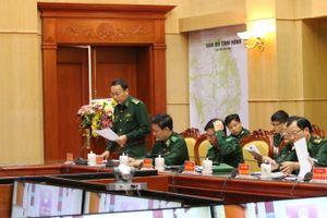 Triển khai xây dựng hồ sơ trình Chính phủ Dự án Luật Biên phòng Việt Nam