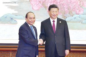 Việt Nam - Trung Quốc thúc đẩy kinh tế, thương mại phát triển bền vững, cùng có lợi