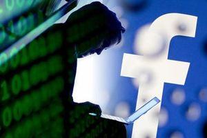 Dữ liệu ' nhạy cảm' của 81.000 tài khoản Facebook bị đánh cắp và rao bán