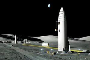 Viễn cảnh căn cứ Mỹ trên sao Hỏa, mặt trăng