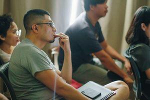 Charlie Nguyễn 'cắp cặp' đi học điện ảnh ở tuổi 50