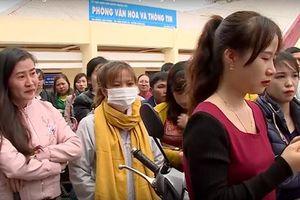 Kỷ luật khiển trách cán bộ do tham mưu huyện hợp đồng thừa hàng trăm giáo viên