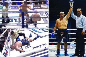 Võ sĩ Muay Thái, người Ý Christian Daghio thiệt mạng khi tranh đai vô địch quyền anh WBC