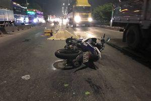 Ô tô bỏ chạy khỏi hiện trường sau tai nạn, để lại thi thể nạn nhân