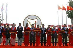 Khánh thành Khu công nghiệp hữu nghị Việt Nam – Nhật Bản tại Cần Thơ