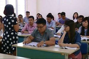 Khai giảng Lớp đào tạo chung nguồn Thẩm phán, Kiểm sát, Luật sư khóa 1 lần 2