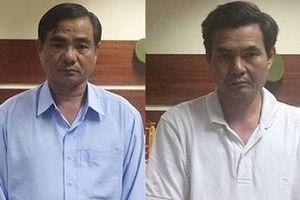 Nguyên phó giám đốc Sở TN&MT tỉnh Bến Tre bị khởi tố, bắt tạm giam