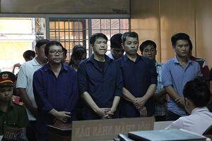 Vụ 'logo xe vua': Cựu CSGT chấp nhận án 8 năm tù