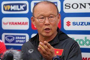 HLV Park Hang-seo lý giải quyết định chọn đội hình dự AFF Cup