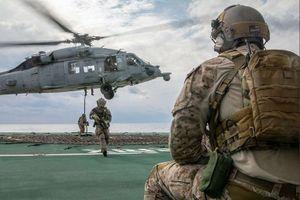 Mỹ- Nhật tập trận cực lớn trong bối cảnh căng thẳng với Trung Quốc