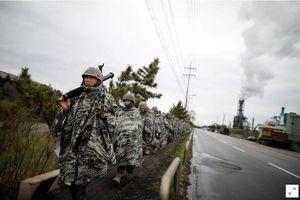 Mỹ, Hàn lại tập trận