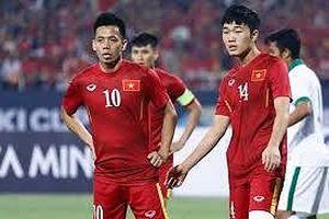 Đội tuyển Việt Nam bầu đội trưởng trước khi sang Lào