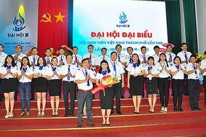 Chị Lư Thị Ngọc Anh làm Chủ tịch Hội Sinh viên thành phố Cần Thơ
