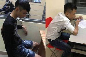 Nam thanh niên bắt 'nóng' 2 tên cướp trên đường phố Sài Gòn