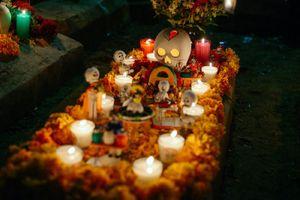 Ngày dành cho người đã khuất ở Mexico