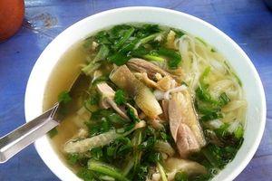 Điểm danh những quán phở ăn sáng ngon ở Hà Nội