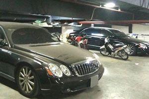 Xót xa với siêu xe tiền tỷ của đại gia Trung Nguyên 'vứt xó' giữa Hà Nội