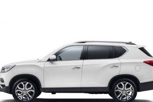 'Soi' chiếc xe SUV 'đẹp long lanh' - đối thủ tương lai của Fortuner sắp ra mắt