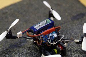 Cận cảnh robot không người lái có khả năng mang vật nặng gấp 40 lần cơ thể