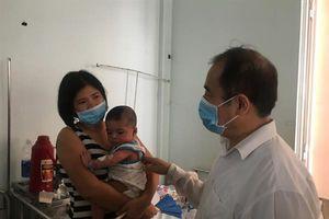 TP.HCM tổ chức tiêm vắc xin phòng bệnh sởi tại các trường học