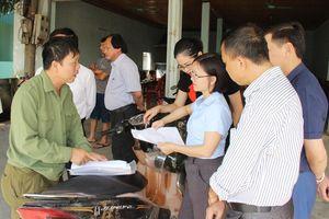 Nghi Lộc: Cưỡng chế tháo dỡ 117 công trình vi phạm hành lang ATGT