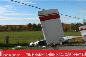 Hai máy bay va chạm trên không ở Canada, phi công thiệt mạng