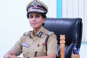 R. Sreelekha: Nữ Tổng giám đốc Cảnh sát lừng danh Ấn Độ