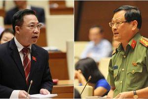 Bộ Công an lên tiếng về phần chất vấn của ĐB Lưu Bình Nhưỡng