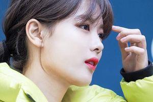 Sao nhí xinh đẹp nhất xứ Hàn Kim Yoo Jung khoe góc nghiêng thần thánh