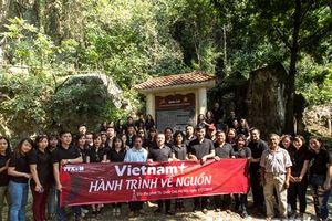 Hành trình về nguồn của Báo Điện tử VietnamPlus