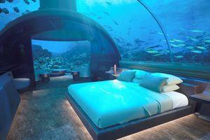 Kỳ ảo khách sạn dưới đáy biển đầu tiên trên thế giới
