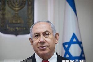 Thủ tướng Israel ủng hộ lệnh trừng phạt của Mỹ nhằm vào Iran