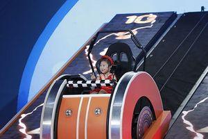 Bé gái 4 tuổi xuất sắc phá kỷ lục tại Nhanh như chớp nhí