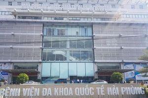 Nữ bệnh nhân 29 tuổi rơi từ tầng 17 của bệnh viện xuống tử vong