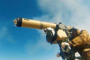 Trung Quốc lại sao chép phi pháp tổ hợp tên lửa chống tăng điểu khiển Nga 'Cornet'