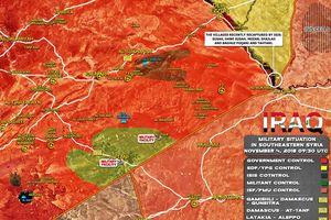 Không quân Mỹ 'triệt hạ' nhầm 17 dân thường ở Deir Ezzor