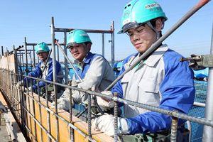 Nhật Bản thúc đẩy dự luật tiếp nhận thêm lao động nước ngoài