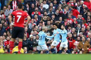 Man City 6-1 Southampton: Xứng danh nhà vô địch