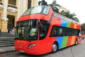 Buýt 2 tầng: 'Vết đổ' BRT?