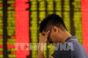 Thị trường chứng khoán châu Á đi xuống