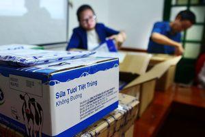 Gói thầu mua sữa học đường của Hà Nội: 2 lần sửa đổi hồ sơ mời thầu