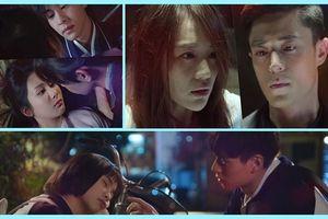 Những khoảnh khắc ngọt ngào trên màn ảnh và sau phim trường của 8 cặp đôi Hoa Ngữ