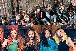 BXH các ca khúc K-Pop đạt No.1 iTunes nhiều nhất 2018: BTS dẫn đầu thuyết phục!